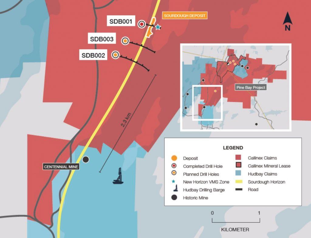 Drilling-Plan-Map